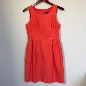 Coral J.Crew Dress